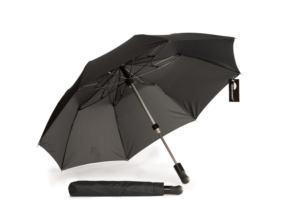 Unbreakable® Umbrella U-202 teleskopierbar telescopic