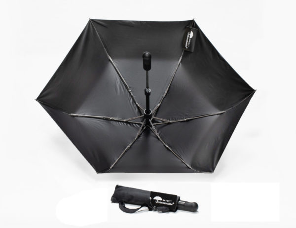 U-212s Unbreakable® Umbrella inside